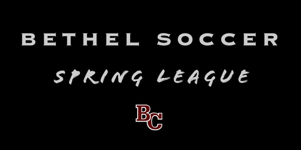 Bethel Spring League Schedule