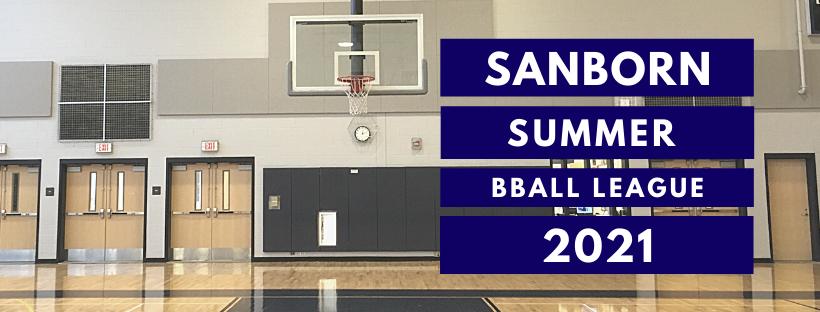 Sanborn Girls Summer League 2021 with Playoffs