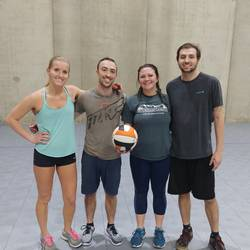 Session 4 '20 - Wednesday Intermediate Coed 4's Volleyball