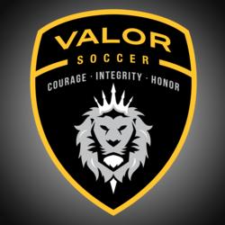 Valor Soccer First Kick Boys Fall 2020