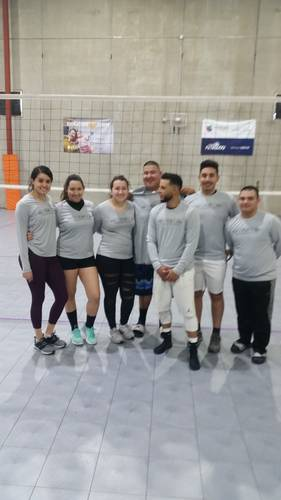 Session 5 '20 - Thursday Coed 6's Recreational at Dive