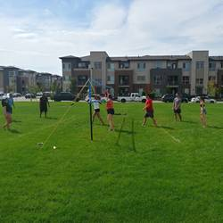Session 5 '20 - Thursday Grass Coed 6's Volleyball
