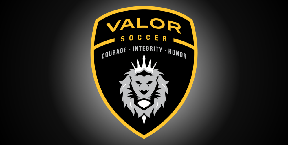 Valor Soccer First Kick Coed Fall 2020