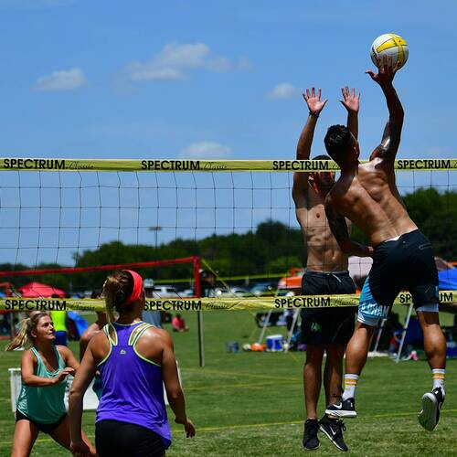 Session 4 '21 - Tuesday Coed 6's Volleyball at Creekside Park