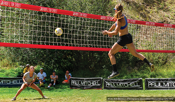 Session 4 '21 - Thursday Coed 6's Volleyball at Creekside Park