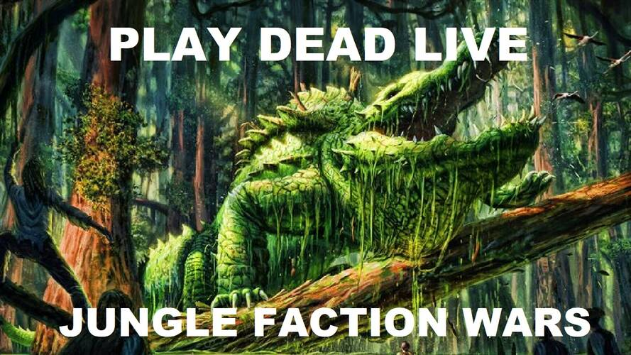 Play Dead Live Faction Wars
