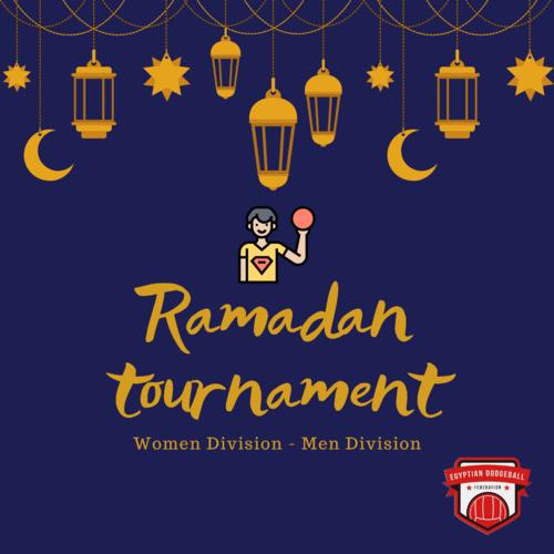 Ramadan Men Tournament