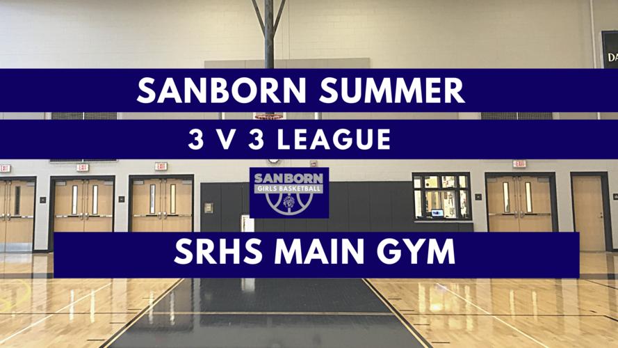 Sanborn Summer 3v3 League
