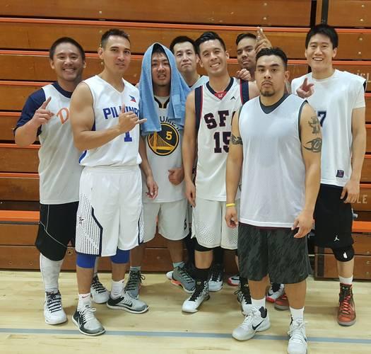 Saturday Men's 6'1 & under Basketball League