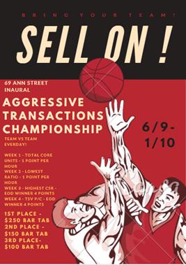 Aggressive Transactions Championship