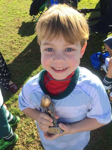 WDRUFC Juniors Summer Touch Competition 2021