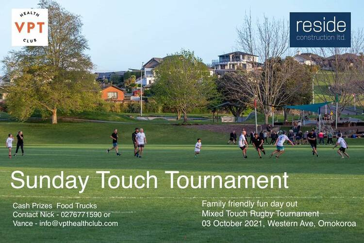 8 Team Rugby Tournament