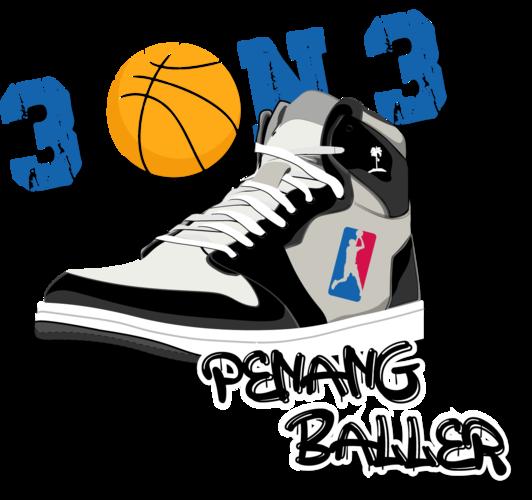 Penang Baller 3 on 3 Round Robin Play