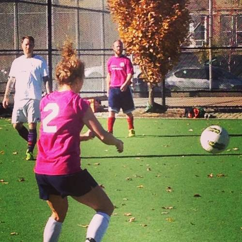 Project Soccer's Williamsburg League