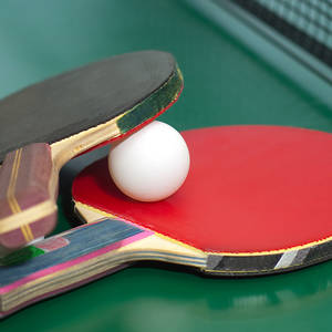 Beginner-Intermediate Table Tennis Lessons