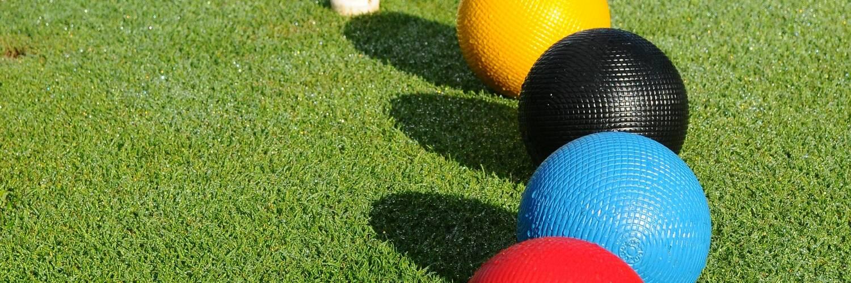 Short Lawn Croquet Group A