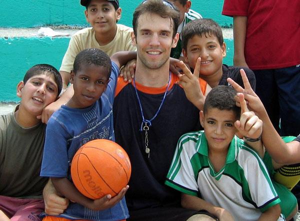 Brian Sigafoos PeacePlayers 2006