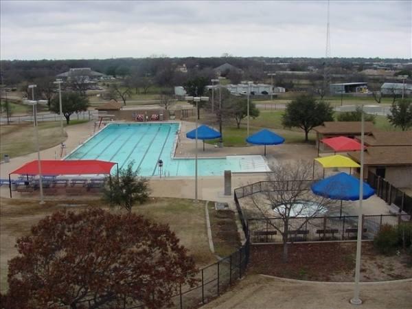 Vandergriff Park And Allen Bolden Pool Map Of Play