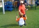 Barton Creek Elementary Playscape