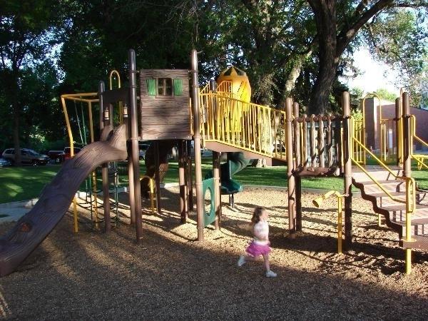 Bicentennial Park Playground