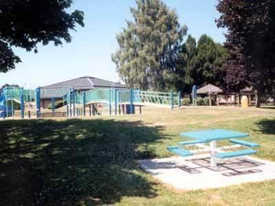 Victoria Freeman Park   Map of Play