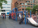 Park between Water and Pearl Street NYC