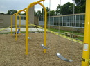Detroit Leadership Academy Playground