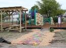SA Youth Petaluma Youth Center Playground