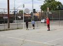 Bruin Basketball Courts