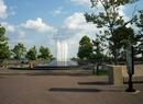 Benjamin Banneker Park Fountain