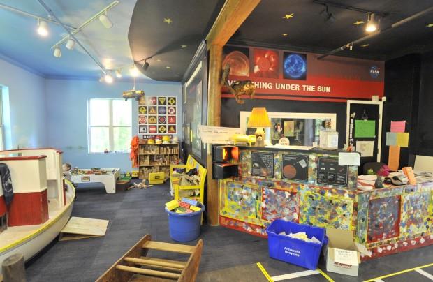 Chesapeake Children S Museum Map Of Play