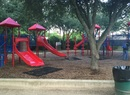 Buffalo Bayou Trail playground
