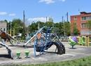 Calvin E. Tyler Jr Playground at Eager Park