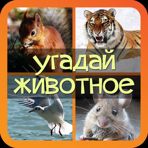 Угадай фото животного административном