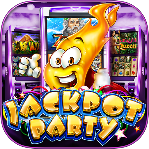 Jackpot Party Casino: Slot Machines & Casino Games ...
