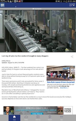 22News - WWLP com Advertising Mediakits, Reviews, Pricing