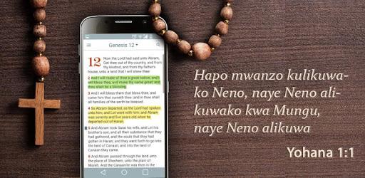Biblia Takatifu Swahili Bible Kiswahili Mixrank Play Store App Report