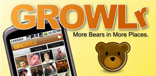 GROWLr Winner of the Cybersocket award for Best Hookup App for gay men