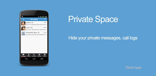 Private SMS & Call - Hide Text   MixRank Play Store App