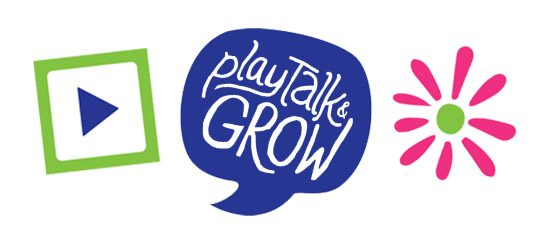 Play Talk Grow Icons