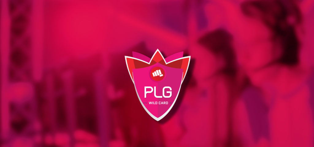 PLG Grand Slam wild card with fortnite