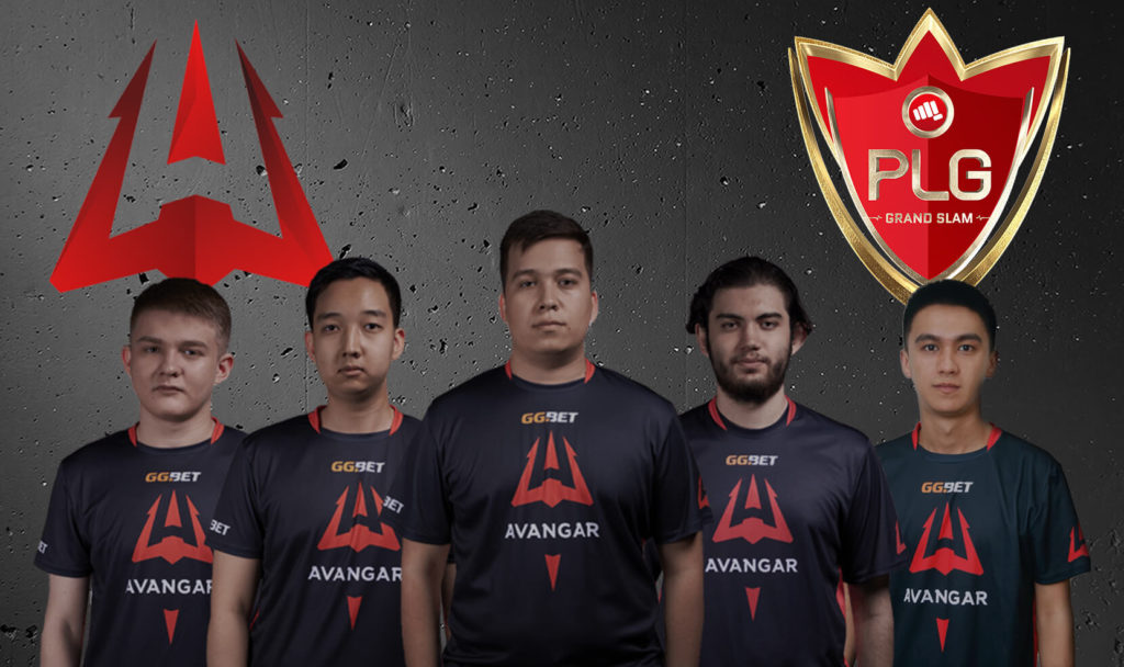 PLG Grand Slam CS:GO Team AVANGAR