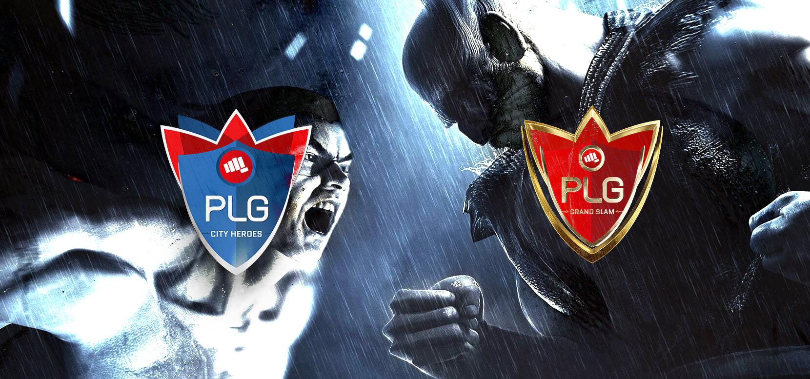 PLG Grand Slam Tekken 7