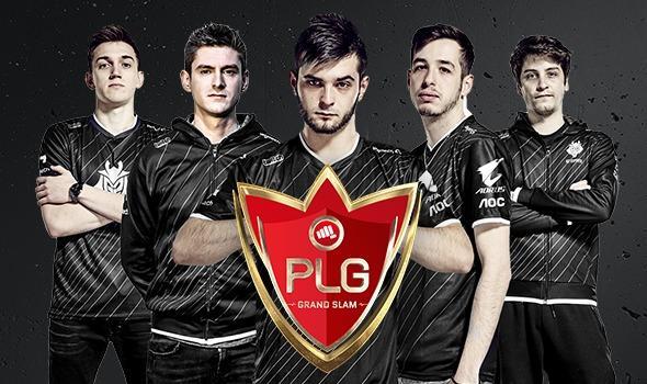 PLG invite G2Esports