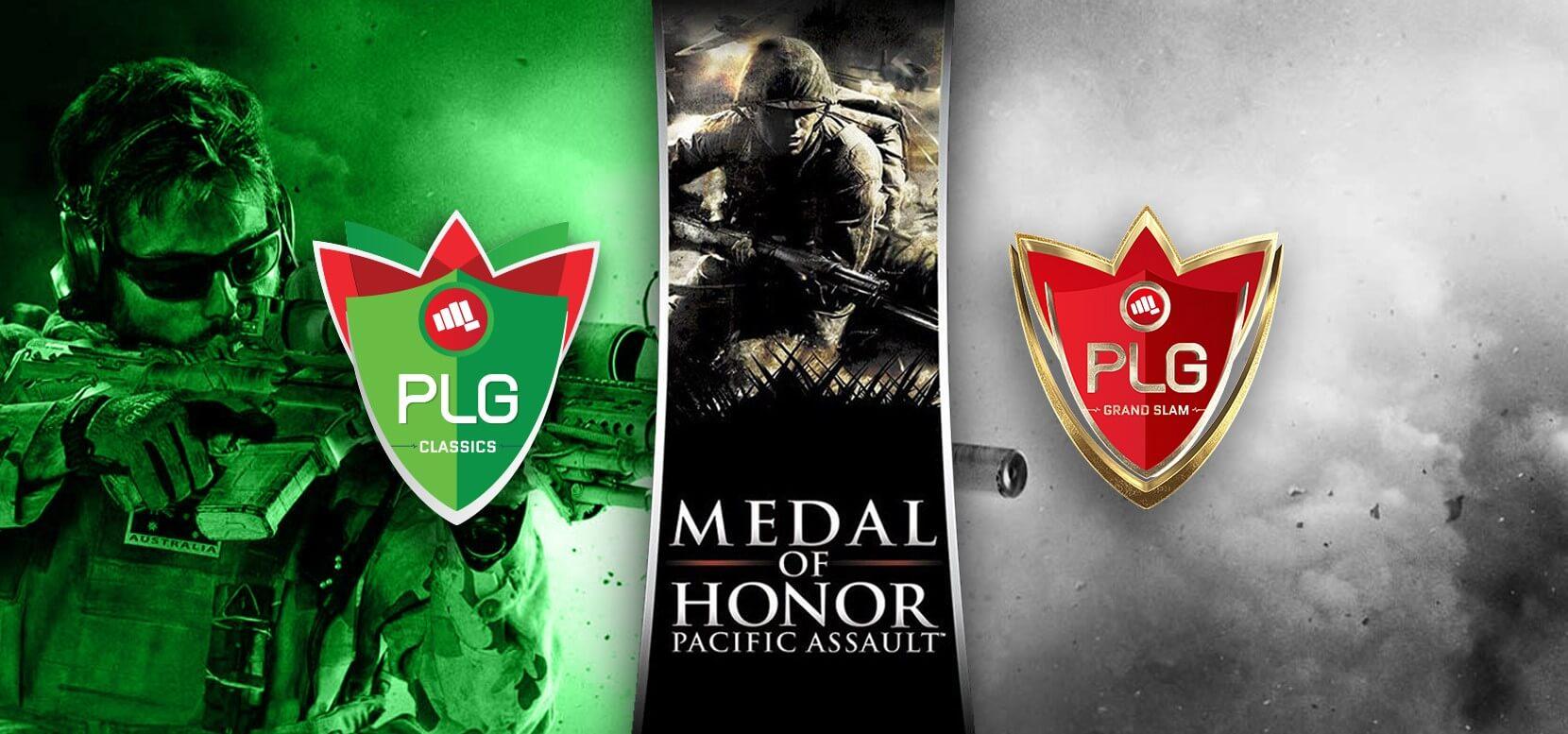 PLG Grand Slam Medal of Honor Pacific Assault
