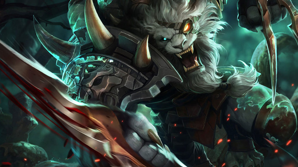 PLG Grand Slam League of Legends Rengar
