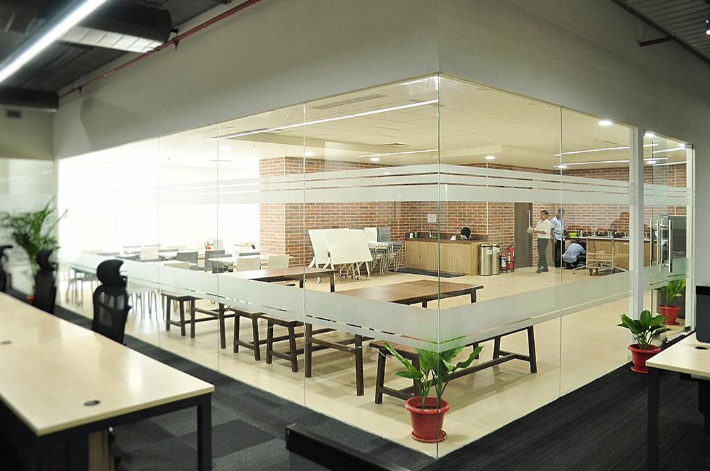 New Year New 20 000 Square Feet Office