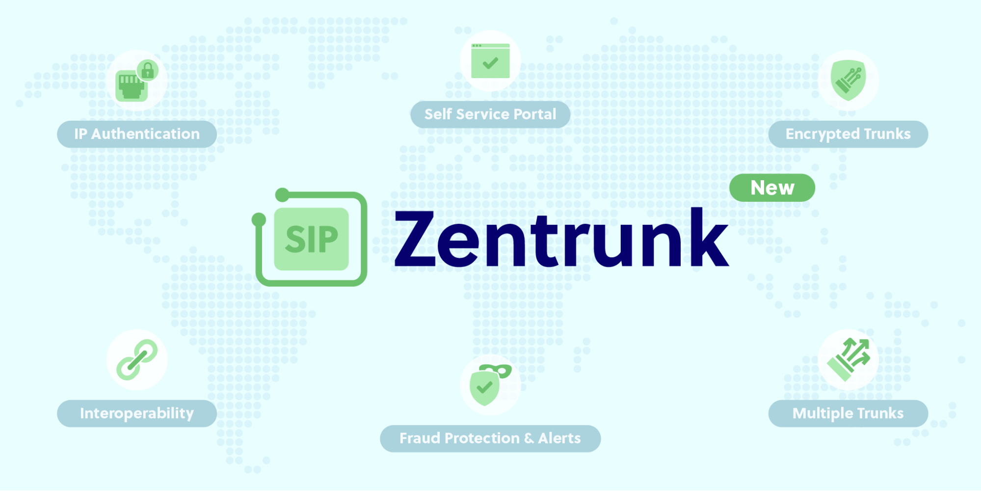 Announcing General Availability of Zentrunk Outbound - Enterprise Grade SIP Trunking