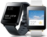 Android Wear Watch (LG G Watch)