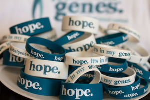 Genes genetic diseases rare hope bracelets medium